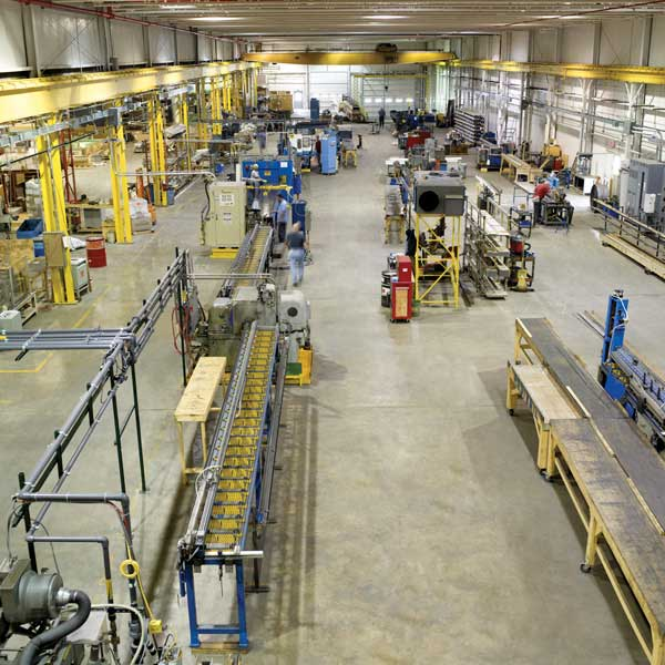 Manufacturing Capabilities - Fully Integrated, Global, and Growing