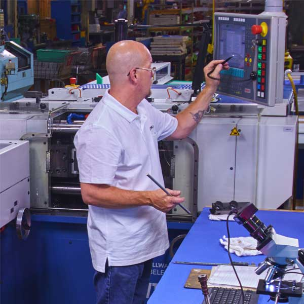 Manufacturing Capabilities - CNC, Production Equipment, and Personnel