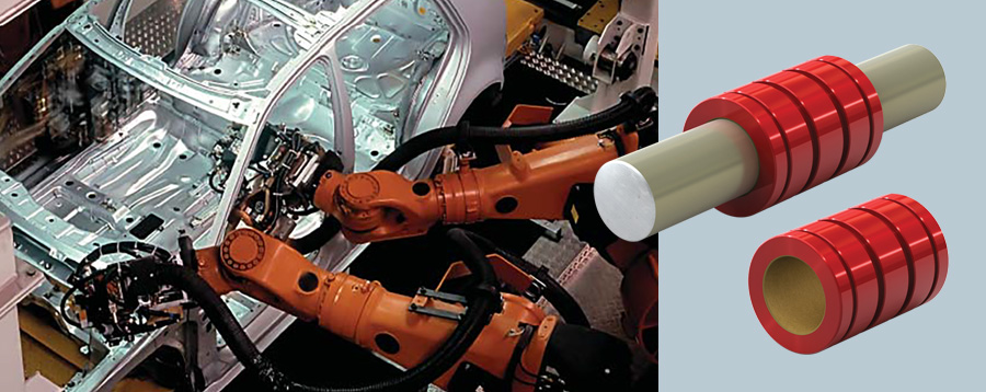 Automation and Robotics for the Automotive Industry Main Image