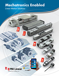 Mechatronics Enabled Catalog cover