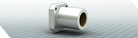 Flange Mount Plain Bearings Configurator