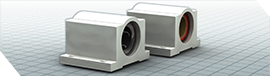 Pillow Block Bearings Configurator