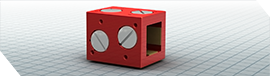 Square Bearings Configurator