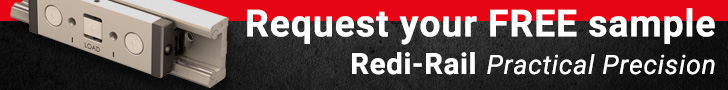 Request your free Redi-Rail sample