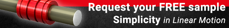 Call to Action Banner for Simplicity Product Sample Request