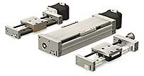Main view of Compact Linear Actuator Series