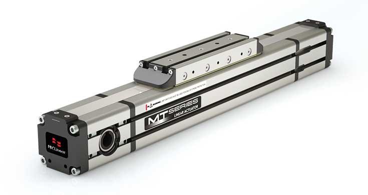 MT Series, Belt Driven, Linear Actuator (MTB)