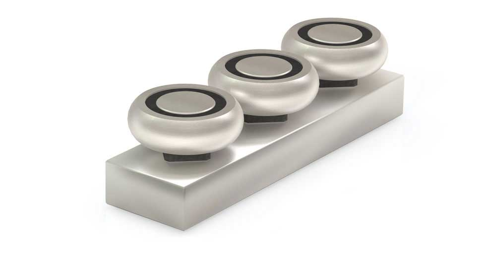 Slider for Commercial Rail Linear Guide Series