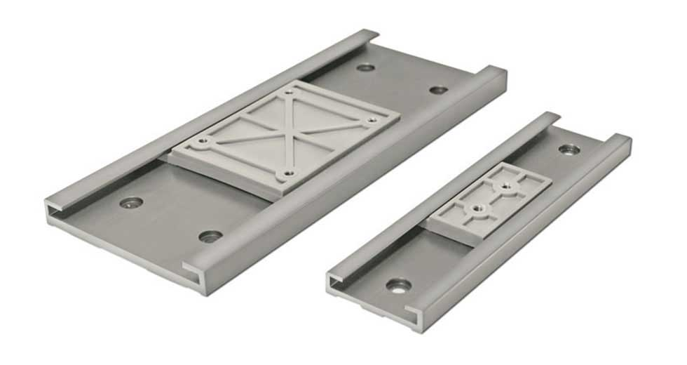 Gliding Surface Technology (GST) Low Profile Mini Rail