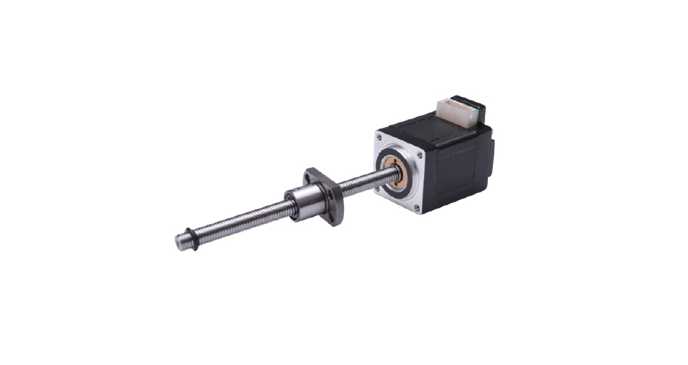Image for BE08 Integrated Ball Screw Actuator