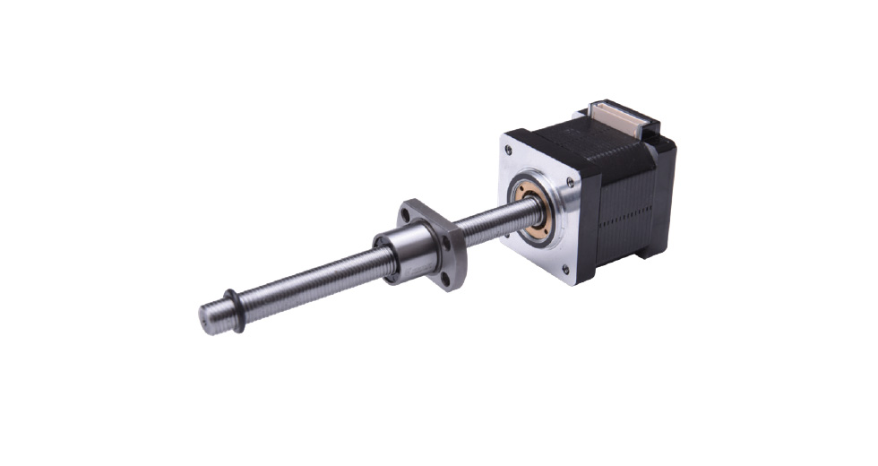 Image for BE14 Integrated Ball Screw Actuator