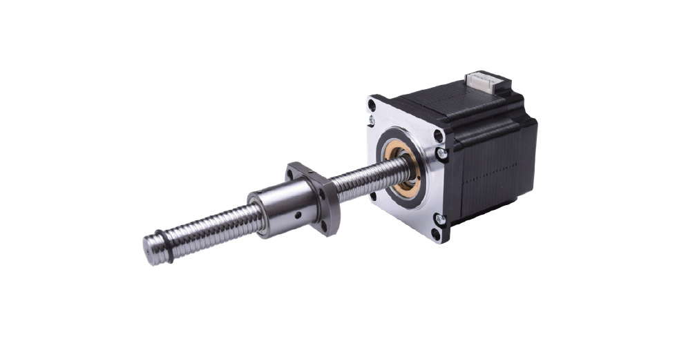 Image for BE23 Integrated Ball Screw Actuator