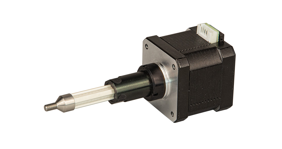 Image for LC14 Captive Pusher Linear Actuator