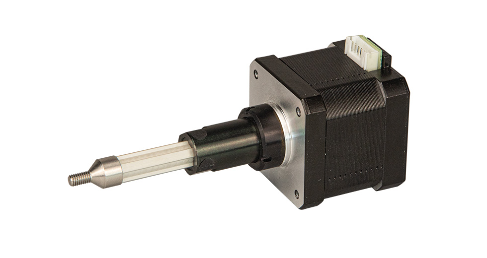 Image for LC17 Captive Pusher Linear Actuator