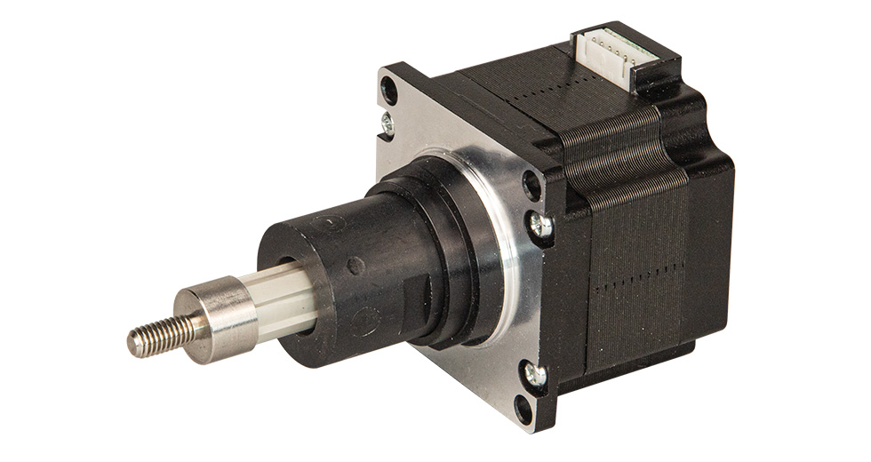 Image for LC23 Captive Pusher Linear Actuator