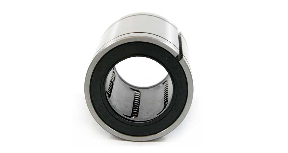 Front view of Linear Ball Bearing, JIS Closed (JP)