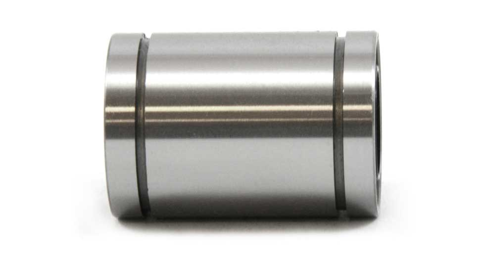 Side view of Linear Ball Bearing, JIS Closed (JP)