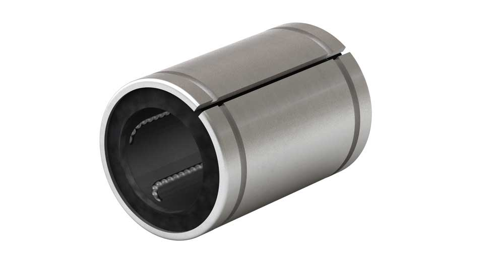 Product view of JP-AJ (JIS) Adjustable Linear Ball Bearing