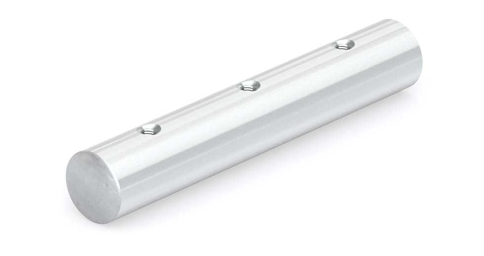 NIMSS (Metric) Pre-Drilled Stainless Steel Linear Shafting