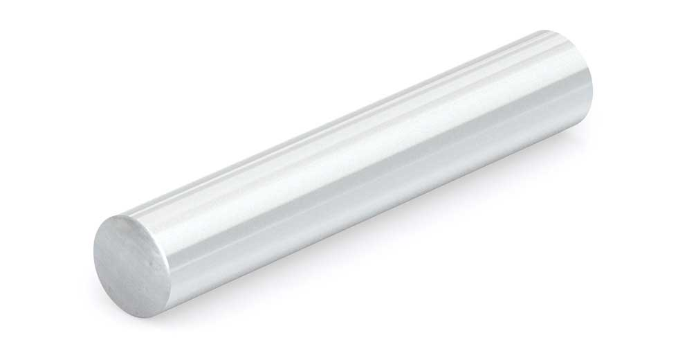 NIMSS (Metric) Solid Stainless Steel Linear Shafting