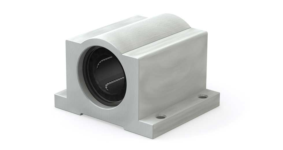 Main view of Ball Bearing Pillow Block, Inch Closed (IPP)