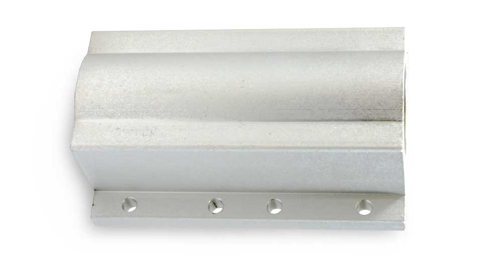 PW Twin Closed Linear Plain Bearing Pillow Blocks Inch