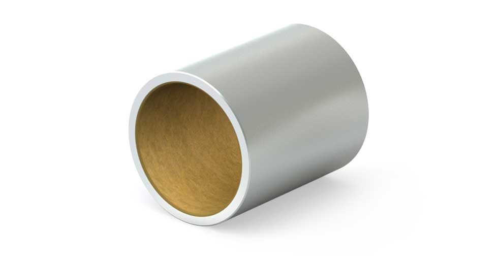 PSM (Metric) Simplicity® Precision Sleeve Linear Plain Bearings
