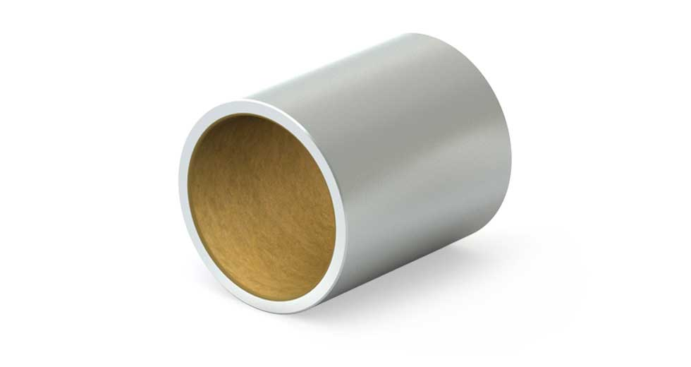 Simplicity® Precision Sleeve Linear Plain Bearings