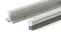 Linear Shafting Support Rails