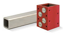 Square Bearings and Linear Rails