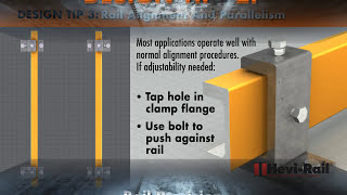 Hevi-Rail Top Five Design Tips