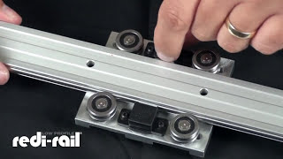 Low Profile Redi-Rail Adjustment