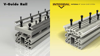 IVT vs V-Guide Rail Overview