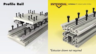 IVT Linear Guide vs Profile Rails