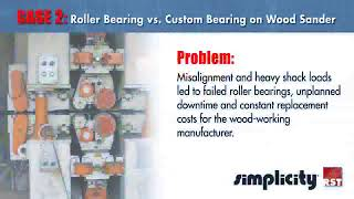 Simplicity Custom Linear Bearings